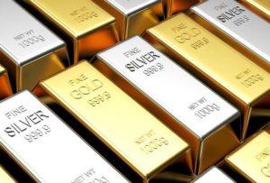 Złote sztabki skup